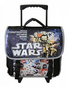 Le comparatif : Cartable star wars TOP 3 image 0 produit